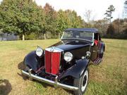 1952 MG 1952 - Mg T-series